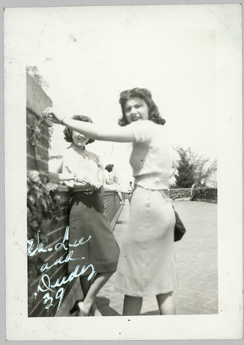 Virginia Lee and Dudy