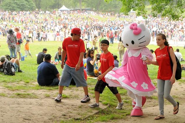 Japan Day 2010: Hello Kitty