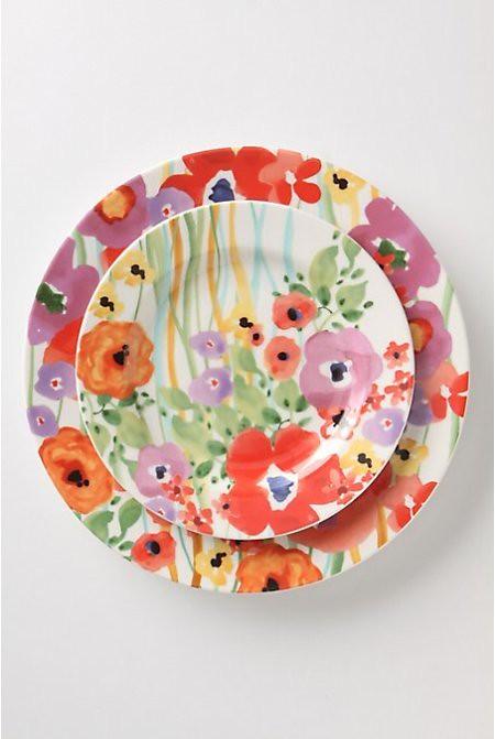Poppy Plates