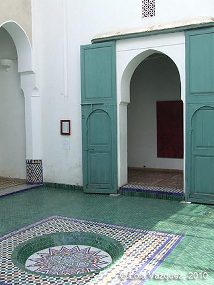 Museo de Marrakech. © Lola Vázquez, 2010