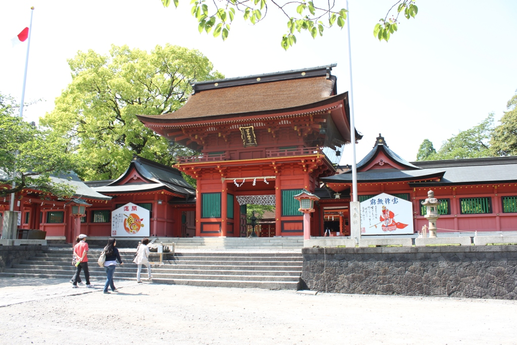 Driving around the foot of Mount Fuji (Part3)