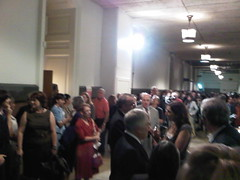 Opening reception for The Art Gallery at City Hall