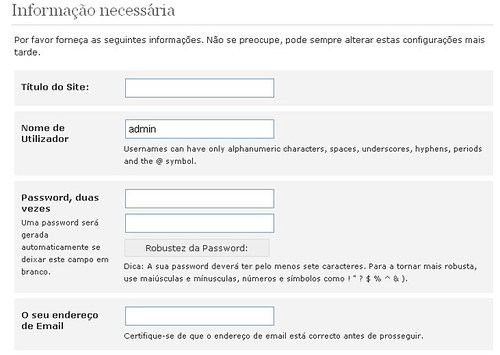 novidades no wordpress 3.0