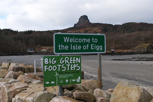 Isle of Eigg Heritage Trust - 2010 Ashden Awards