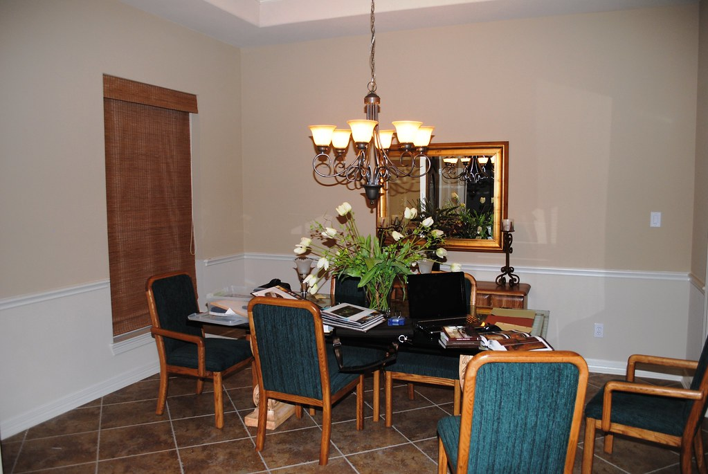 Dining Room Before-J