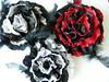 Изображение 813 (Lirida7) Tags: brooch fabricflowers fabricroses