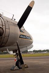 N44914 / 56498 Douglas C-54Q Skymaster (DC-4) (PaulHP) Tags: plane airplane britain aircraft air north aeroplane basset douglas essex bassett flyin airfield aerodrome weald skymaster dc4 n44914 airbritain egsx c54q 56498
