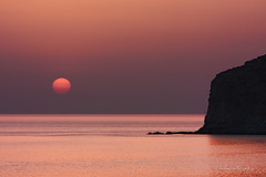 happy june solstice! - sunset at falasarna, chania, crete (helen sotiriadis) Tags: blue sunset red sky orange sun seascape water canon landscape purple greece solstice crete astronomy chania  falasarna  canon70200f28lisusm phalasarna canonef2xiiextender canoneos40d  updatecollection thephotographersephemeris