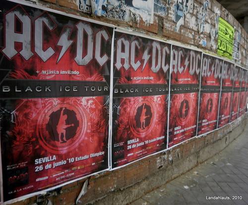 AC/DC en Andalucía