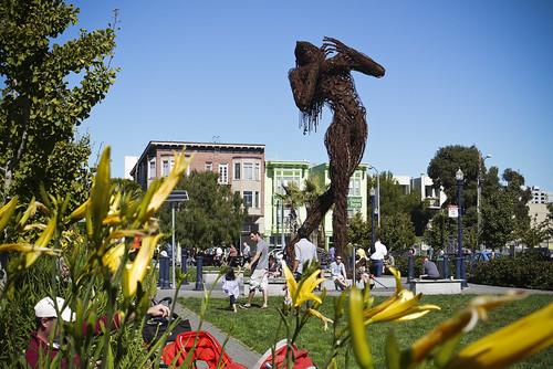 Ecstasy, Patricia's Green, SF