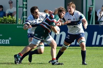 Castrogiovanni contro Treviso