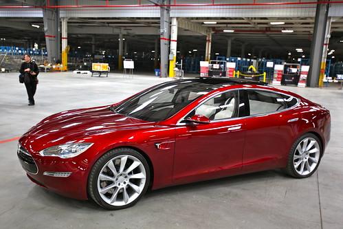 Model S Indoors