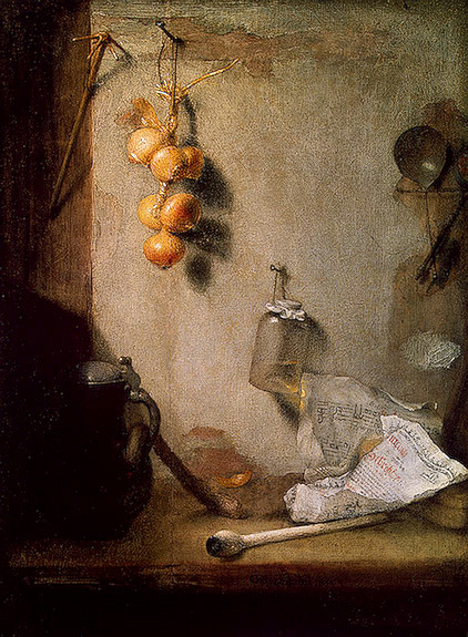 Christopher Paudiss, Still Life, 1660