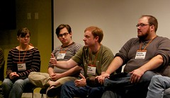 SecondConf panel discussion