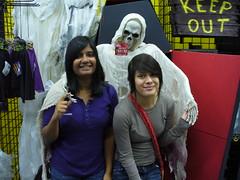 October 27, 2010 (Sparking Phoenix) Tags: project365 halloweensuperstore forstudents october272010