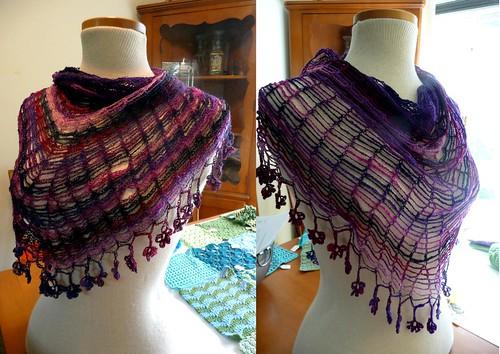 sekku sprout shawl