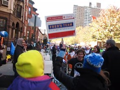 Dennis Crowley, Mayor of Mile 9 Marathon Party (nickgraywfu) Tags: