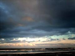 November Sea and Sky