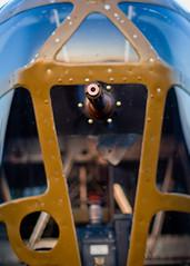 From the Nose (JoelICastaneda) Tags: aircraft wwii airshow bomber warbirds 2010 gunturret b24liberator ol927 wingsoverhoustonairshow sunrisephotoop