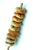 Bagels on a stick (Per Erik Sviland) Tags: food white stick erik bagels per pererik sviland sqbbe pereriksviland