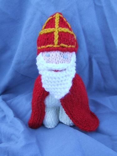 St Nicolas - Sinterklaas