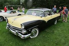 1955 Ford Crown Victoria (JarvisEye) Tags: 1955 ford crown victoria car auto automobile antique show portelgin canada newbrunswick