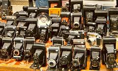 Antique Cameras at Portobello Road Market (urteaga2000) Tags: vintagecameras antiquecameras portobellomarket portobelloroadmarket cameras nottinghill antiques