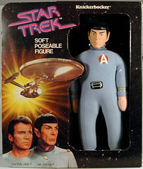 1979 Knickerbocker Soft Poseable Mr. Spock for Star Trek: The Motion Picture (Tom Simpson) Tags: knickerbocker startrek startrekthemotionpicture mrspock vintage toys vintagetoys 1979 1970s film move action figure