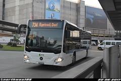 33 (northwest85) Tags: verkehrsbetriebe zürich vbz glattalbus zh 590933 33 benz citaro 734 egetswil dorf flughafenstrasse kloten switzerland bus zh590933 mercedes