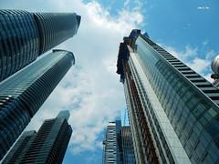 Toronto (Sam G. Paz) Tags: samgpaz toronto edificios paisajeurbano 170604 canadá