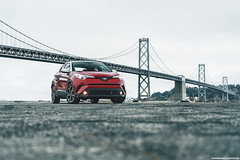 CH-R for Toyota USA (Richard.Le) Tags: toyota chr usa san francisco california bay area bridge new concept vehicle travel explore lifestyle richard le automotive photography commercial perspective natural flickr popular japanese cars transport transportation