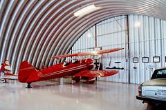 SteelMaster Prefabricated Metal Hangar