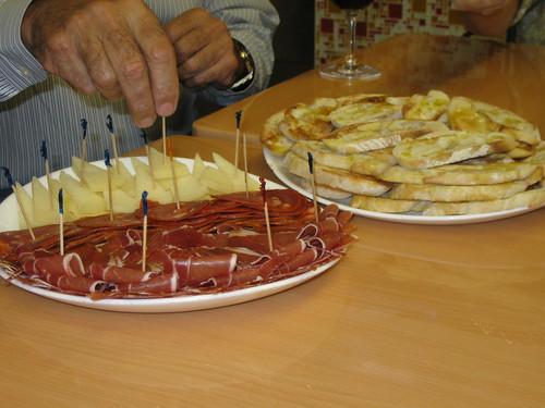 Panaderia Espana pinchos
