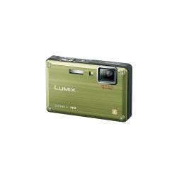 Câmera Digital Panasonic DMC-TS1 Verde Á Prova D´Agua