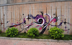 YYY (idtcrew) Tags: street city girls cloud streetart industry girl wall cn mall graffiti mural media artist gallery space fine super can pop spray crew shenzhen writer graffito nan yyy idt spary  sinic  whyy whyyy ideent