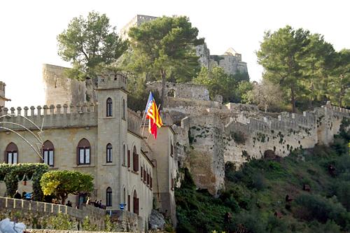 castillo-jativa