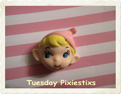 New Doll Parts:Tuesday Pixiestixs