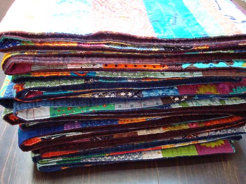 Xmas scarves 1