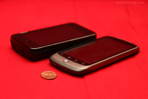 Google Nexus One vs Nokia N900 (1 of 6)