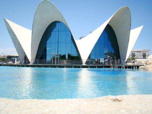 L'Oceanoraphic - Valencia