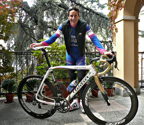 Slim and Alessandro Ballan's Wilier