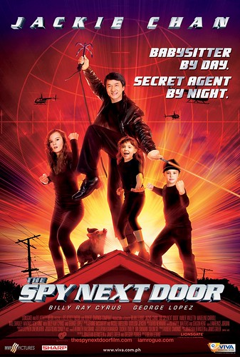 the spy next door final poster
