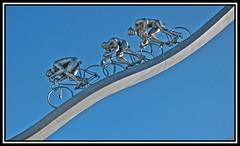 Tour de France...la grande descente (S@mouchka) Tags: club nikon sigma hdr d90 hdrenfrancais