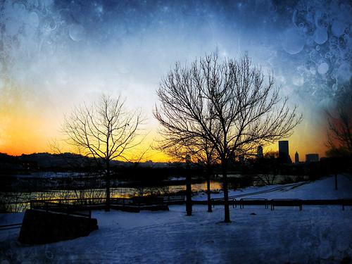 thirteenth sunset