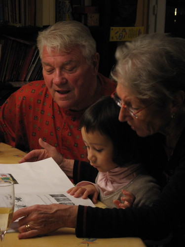 baca buku dg mamie papou