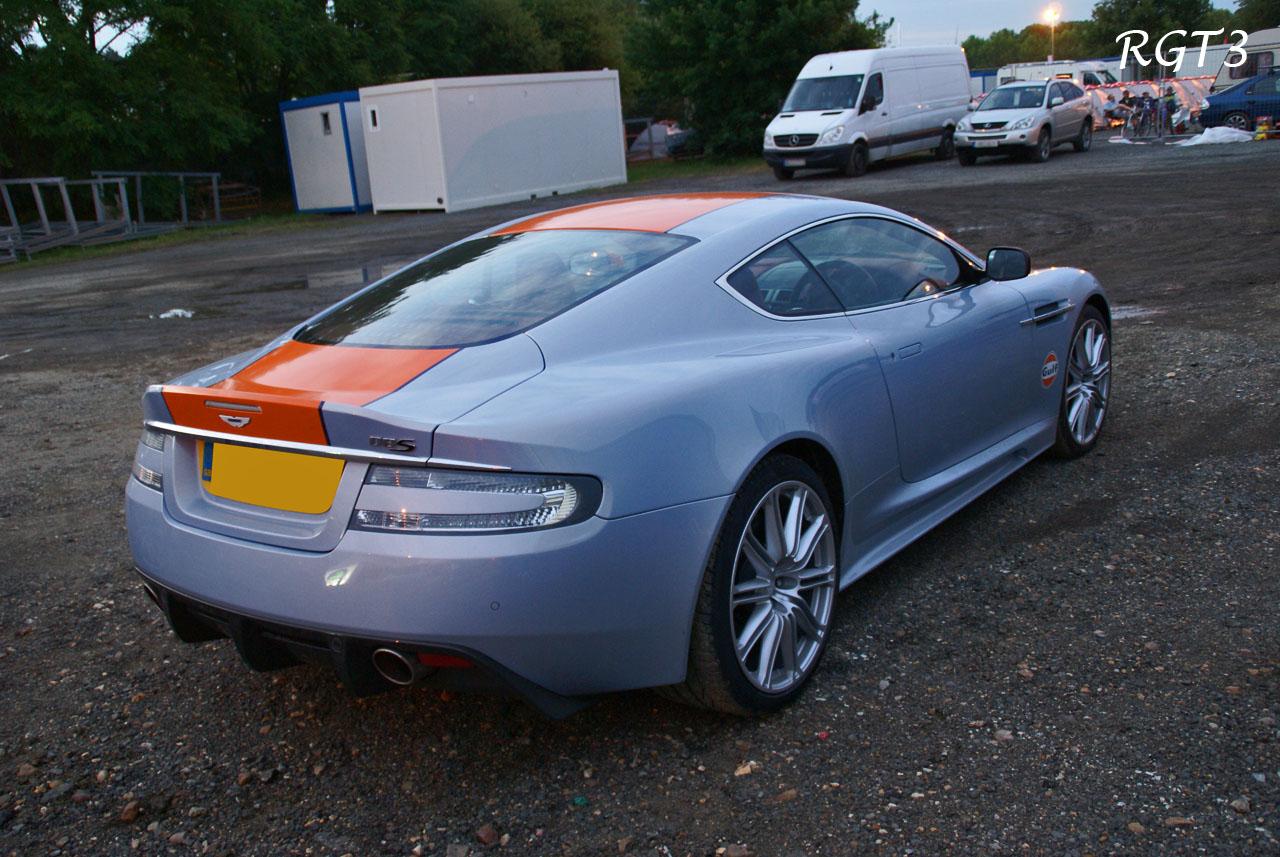 Aston Martin DBS. go back