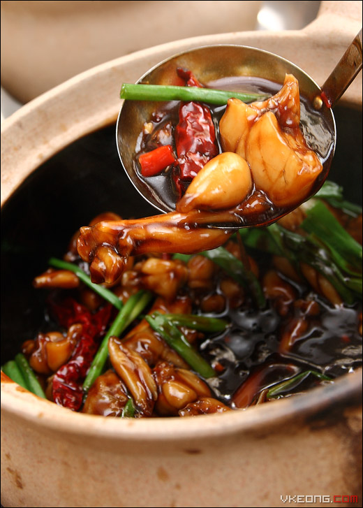 claypot-frogs-legs
