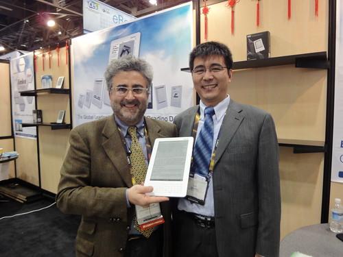Antonio Tombolini e Liu Quan Li (Jinke)