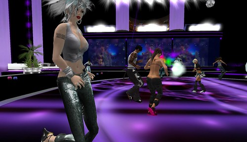 raftwet at dj sneaky krugman party