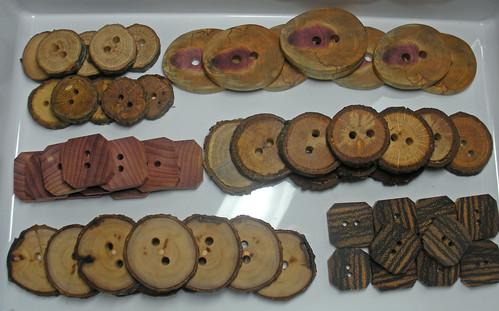 wooden buttons Jan 10